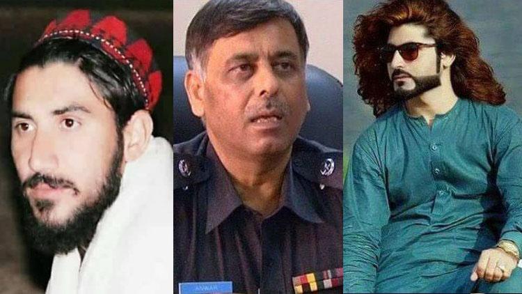 پاکستان يو بېگنا قتل شوى پښتون ځوان نقيب محسود يو کال وروسته معاف کړى