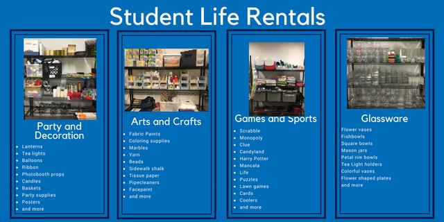 Student Life Rentals