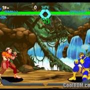 X-Men vs.ストリートファイター-EX Edition(日本)