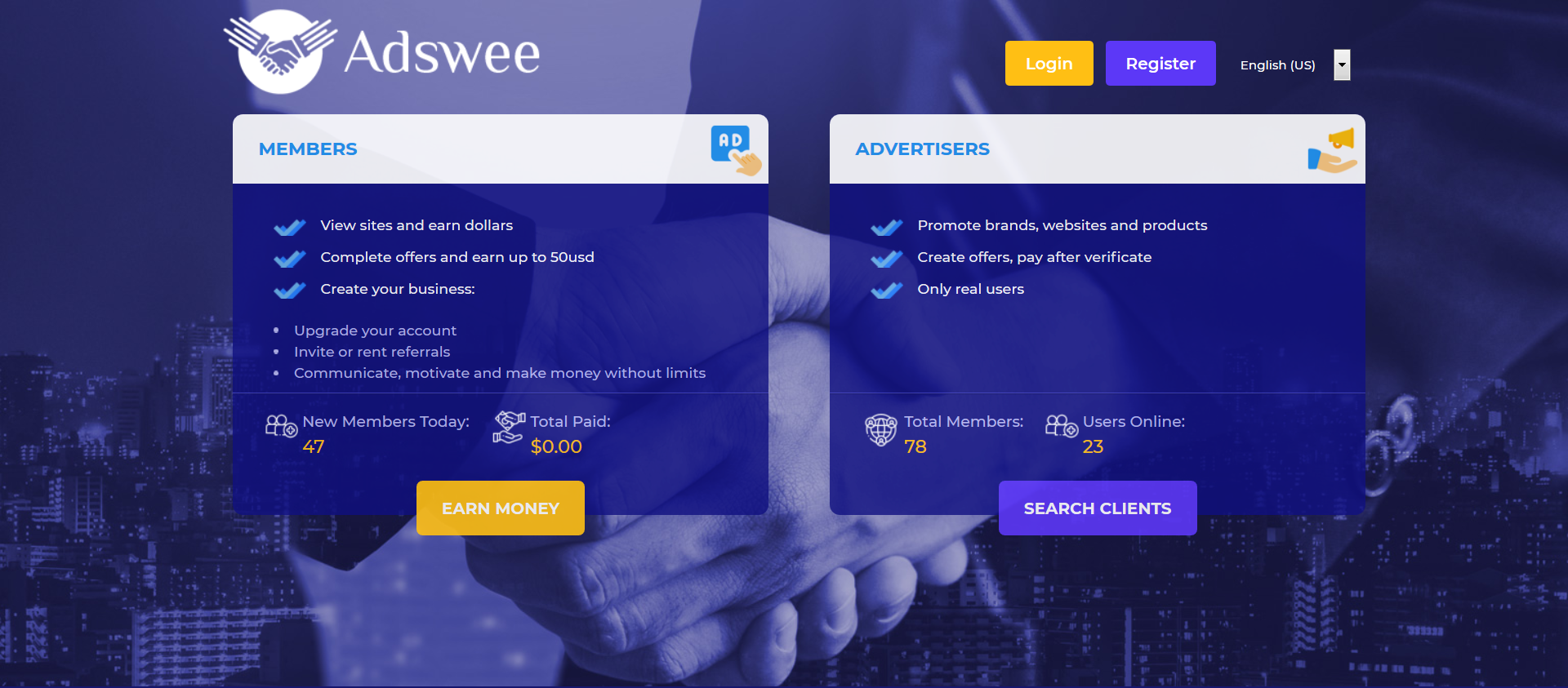 adswee.com Reviews - SCAM or PAYING?