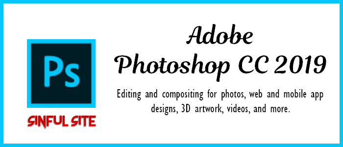 Adobe CC 2019 All Products Crack