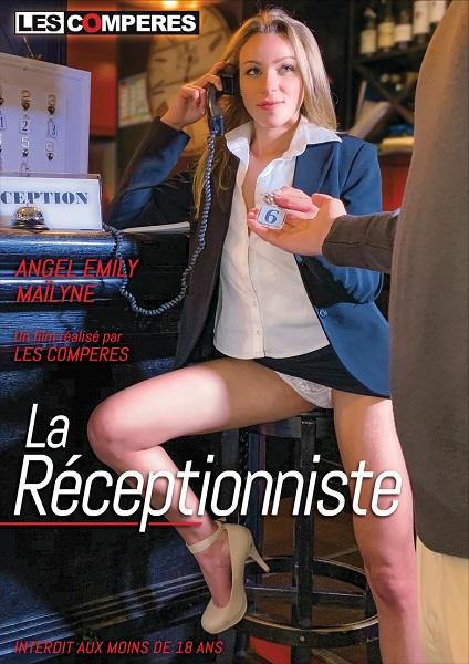 Портье  |  La réceptionniste (2019) WEB-DL 720p