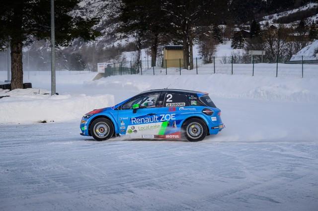 L'heure De La Comfirmation Pour ZOE Glace Et Les Pilotes Du Team Da Racing-Renault-Motul 2020-ZOE-GLACE-e-TROPHEE-Andros-Team-D-A-Racing-Renault-Motul-7
