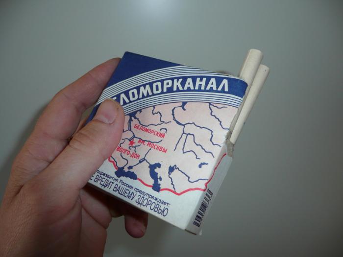 Загадки, спрятанные на пачке советского «Беломора»
