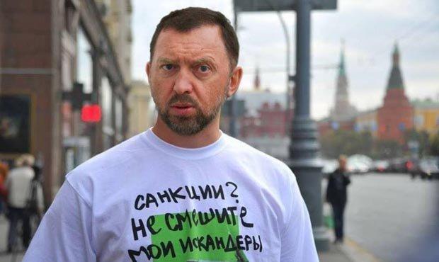 Российский олигарх Дерипаска подал в суд США из-за санкций - Цензор.НЕТ 2872