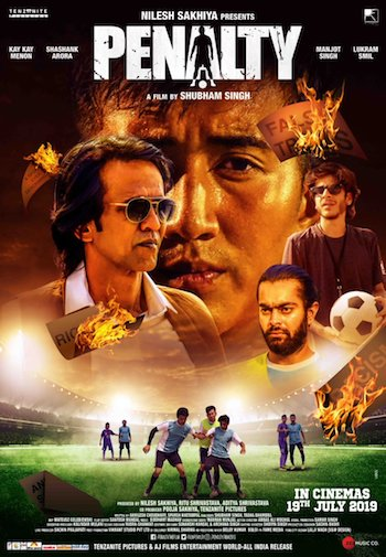 Penalty 2019 Hindi 720p WEBRip 800MB Download