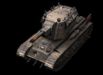 Премиум танк Крушитель World of Tanks Blitz