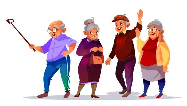 old-people-making-photo-selfie-illustration-cartoon-elderly-man-woman-smiling-33099-577