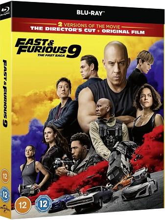 Fast & Furious 9 - The Fast Saga (2021) 2in1 Full Bluray AVC MULTi DD 5.1 ENG TrueHD 7.1