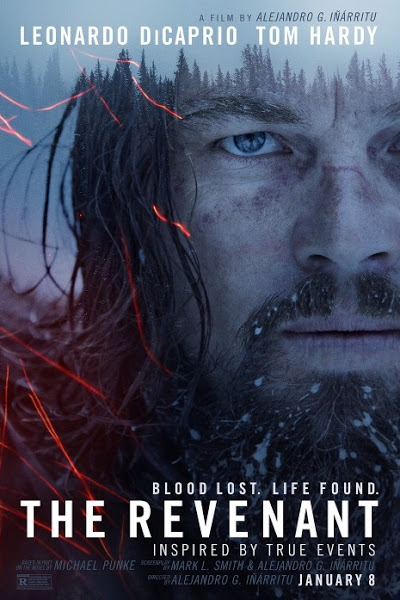 The Revenant (2015) Dual Audio 480p BluRay 450MB Download