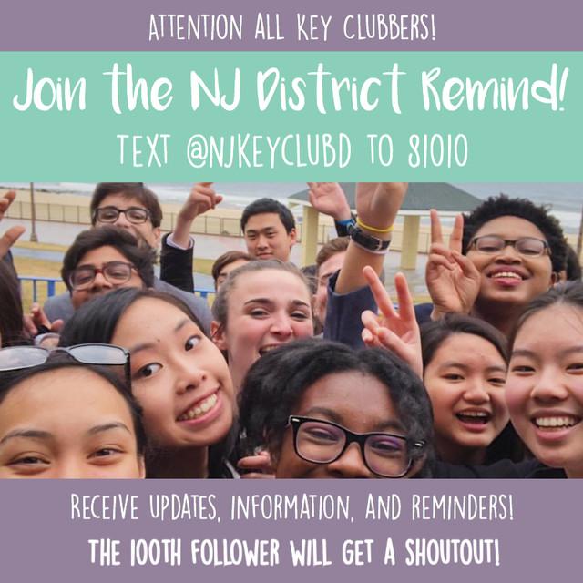 New Jersey District of Key Club International