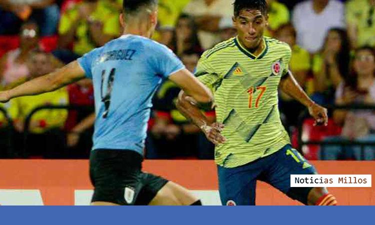 Colombia Uruguay
