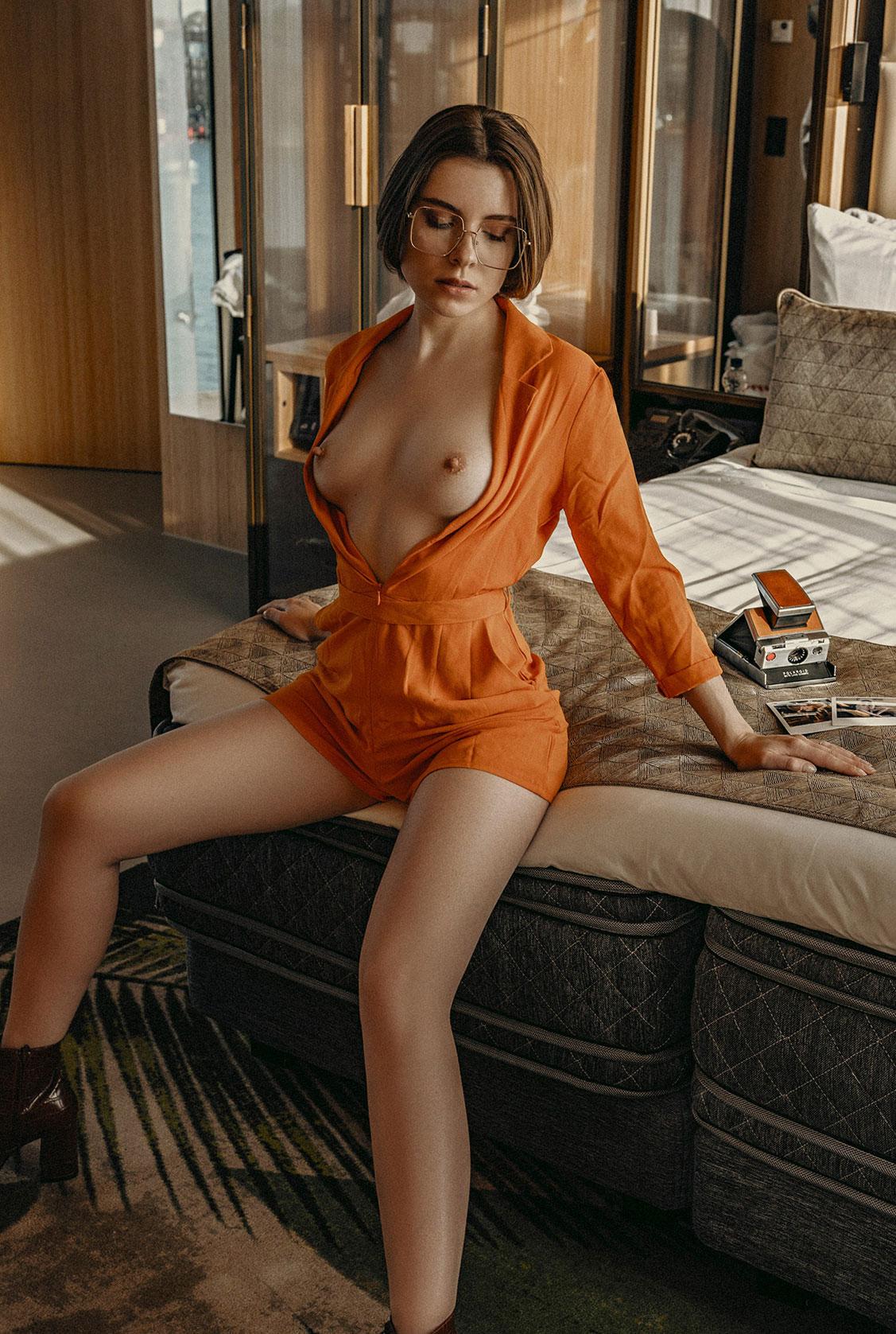 Сексуальное одиночество Кати Хромиа / фото 06