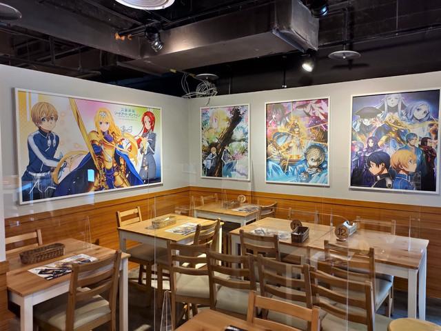 刀劍神域主題快閃餐廳開放公測!就在西門武昌誠品店 20210714-210714-21
