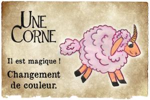 [RPM] Le Tour des Nano-mondes en 80 cookies - Jour 1  Mouton-unecorne