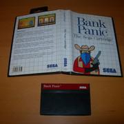 [VENDUS] 28 jeux MASTER SYSTEM -> 100€ FDPIN Bank-Panic