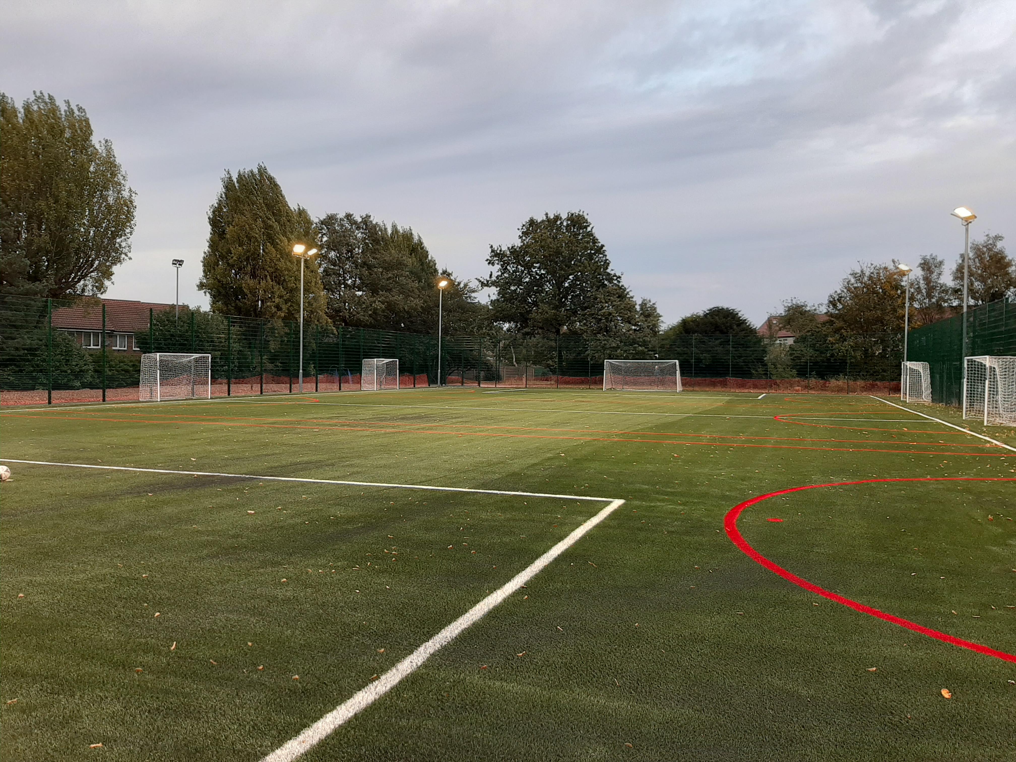 Streatham Vale Park
