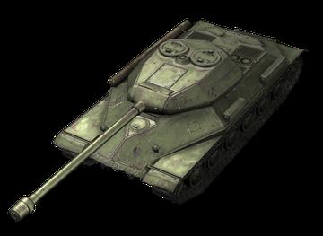 Премиум танк Объект 252У World of Tanks Blitz