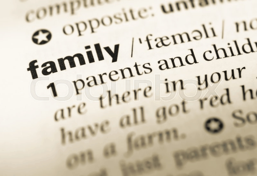 Parenting Dictionary of The Family of Nations