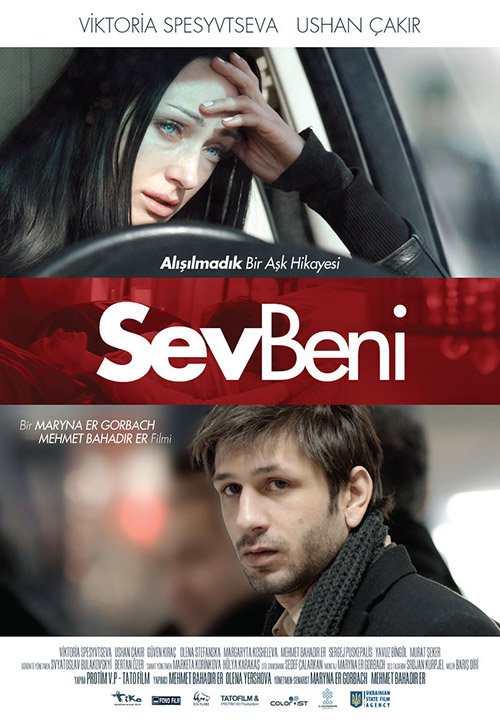 Sev Beni | 2013 | Yerli Film | 720p | DVDRip | Upscale | Sansürsüz | 700 MB | Tek Link
