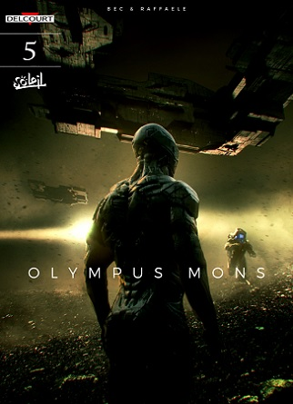 Olympus Mons (5) [Komiks PL]