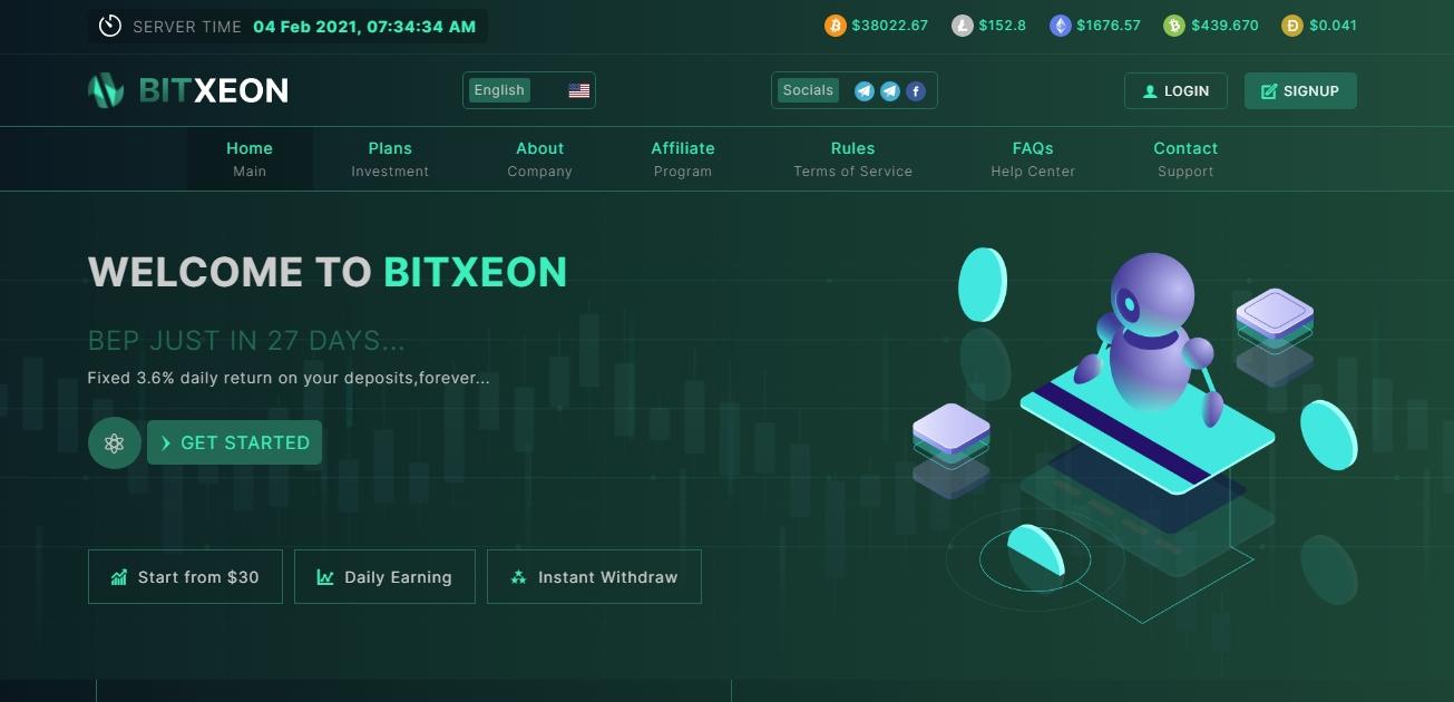 Bitxeon