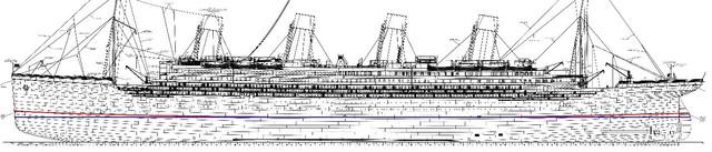 titanic - Academy Titanic 1:400 - Pagina 2 Immagine