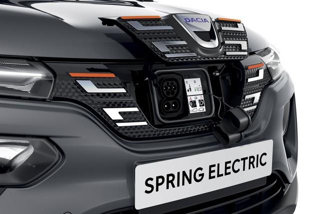 Nouvelle Dacia Spring Electric : La Révolution Électrique De Dacia 2020-Dacia-SPRING-15