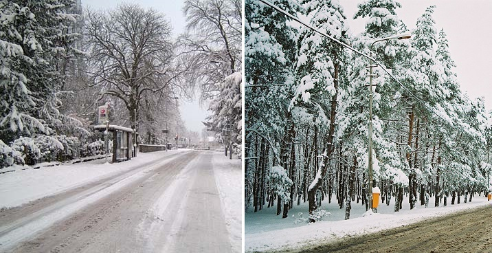თბილისში ამდენი ხნის მერე დიდ თოვლს ელოდებიან – ნახეთ რამდენი ხნით იქნება დიდთოვლობა თბილისში…