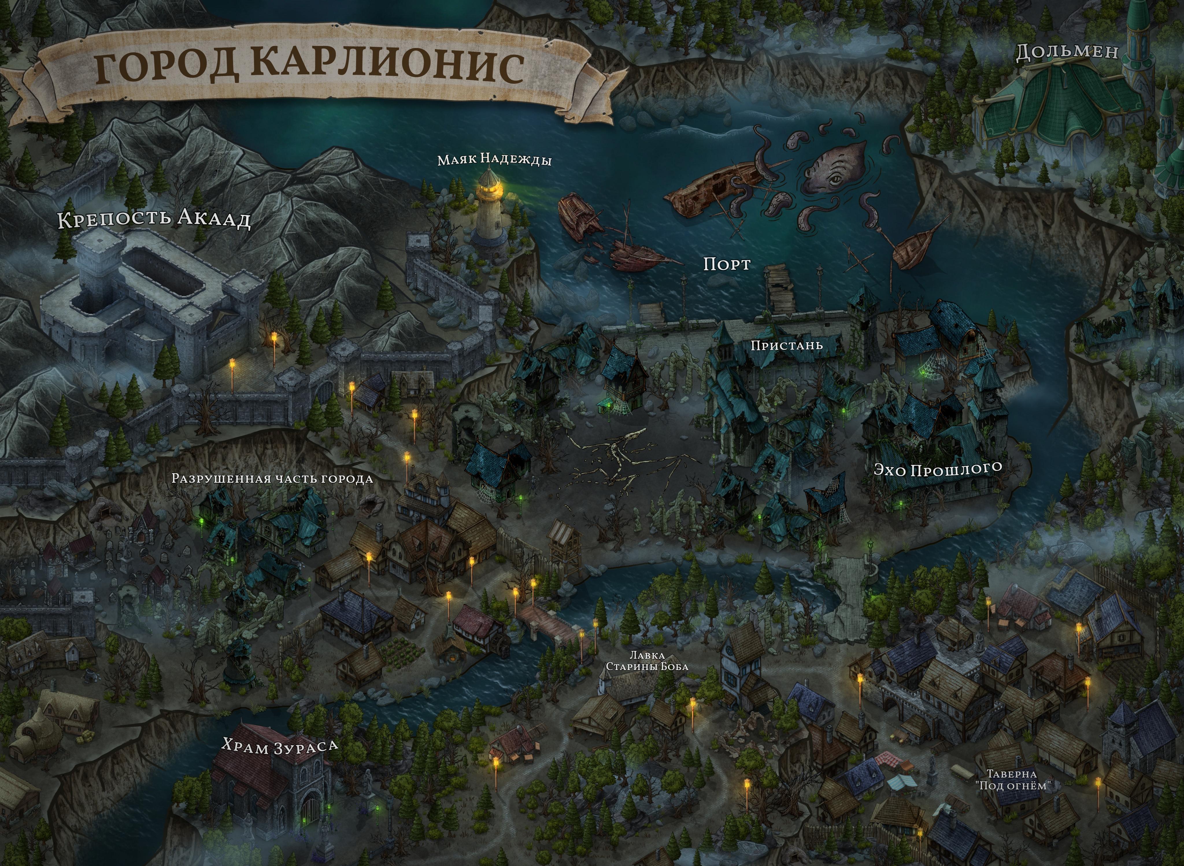 Карта Image