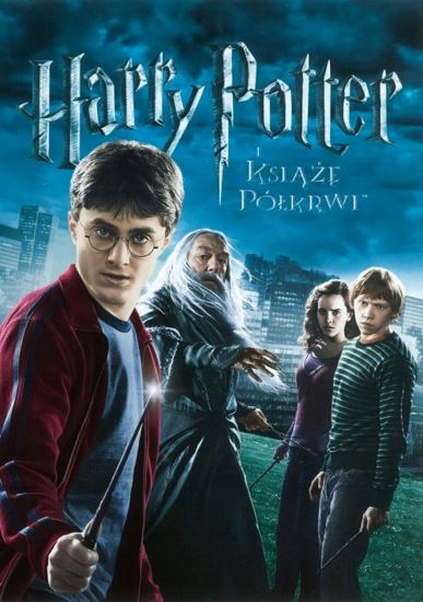 Harry Potter i Książę Półkrwi / Harry Potter and the Half-Blood Prince (2009) PLDUB.BRRip.XviD-GR4PE | Dubbing PL