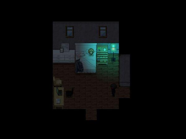 Escaping From The Dark - Juego de Misterio y Terror - [MZ] - Descarga disponible P03ab