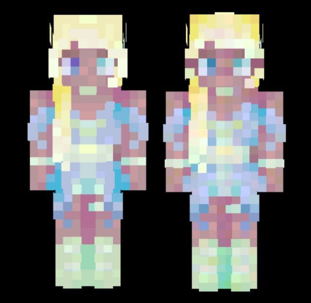 𝚊𝚛𝚌𝚊𝚍𝚒𝚊 Minecraft Skin