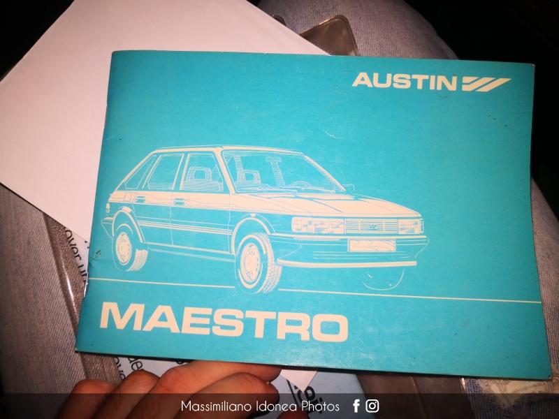 Auto di casa Enea - Pagina 29 Austin-Maestro-LE-1-3-63cv-84-32-659-3-5-2019-7