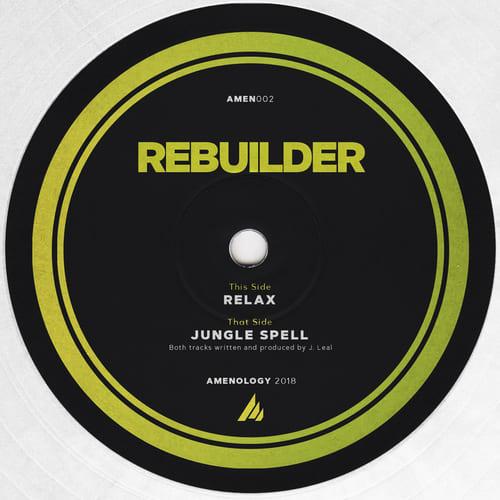 Download Rebuilder - Jungle Spell / Relax mp3