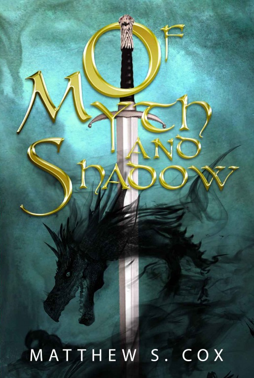 Of Myth and Shadow by Matthew S. Cox cover
