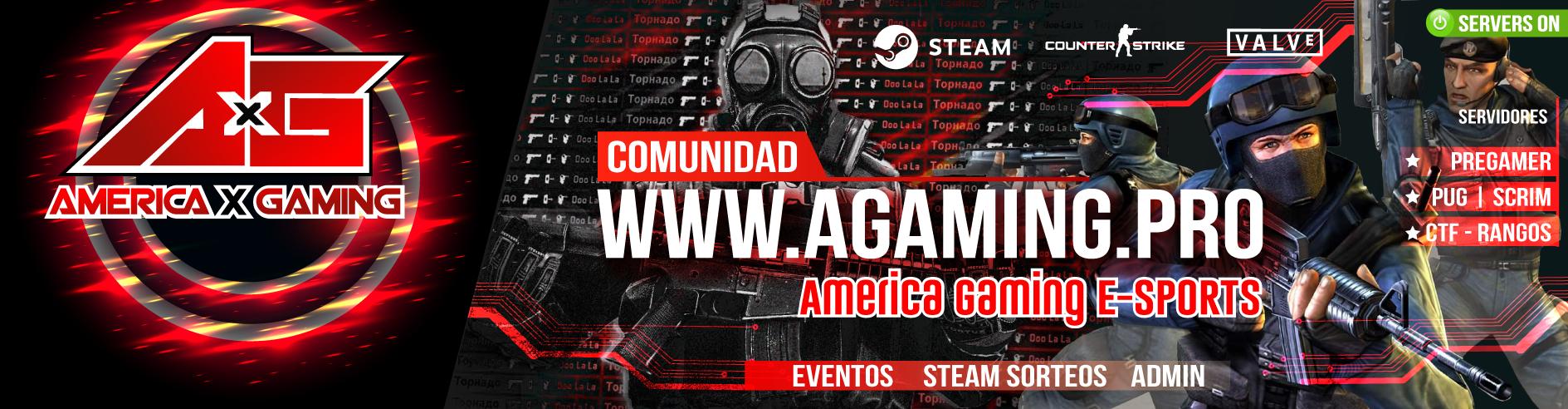 America Gaming | E-SPORTS