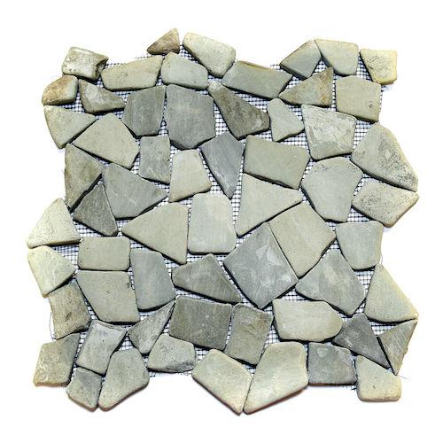 Mosaic Stone Tile Rock Pebble Floors