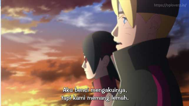 Download Boruto Episode 167 Subtitle Indonesia