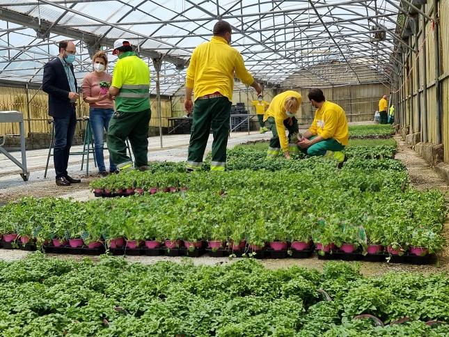 El plazo para inscribirse en el Concurso de Jardines finaliza el lunes para los comercios y el miércoles para los vecinos