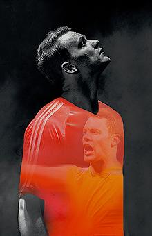 Manuel Neuer Trapp
