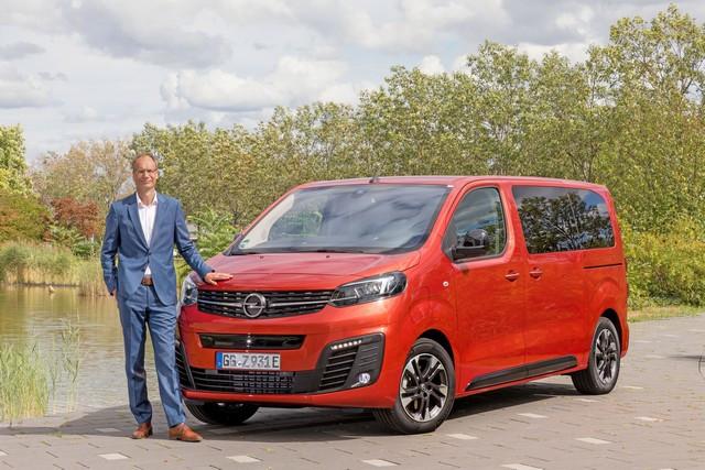 De l'électricité dans l'air : l'Opel Zafira-e Life tout électrique en vente à partir de 51 500 euros bonus environnemental déduit Opel-Zafira-e-512732