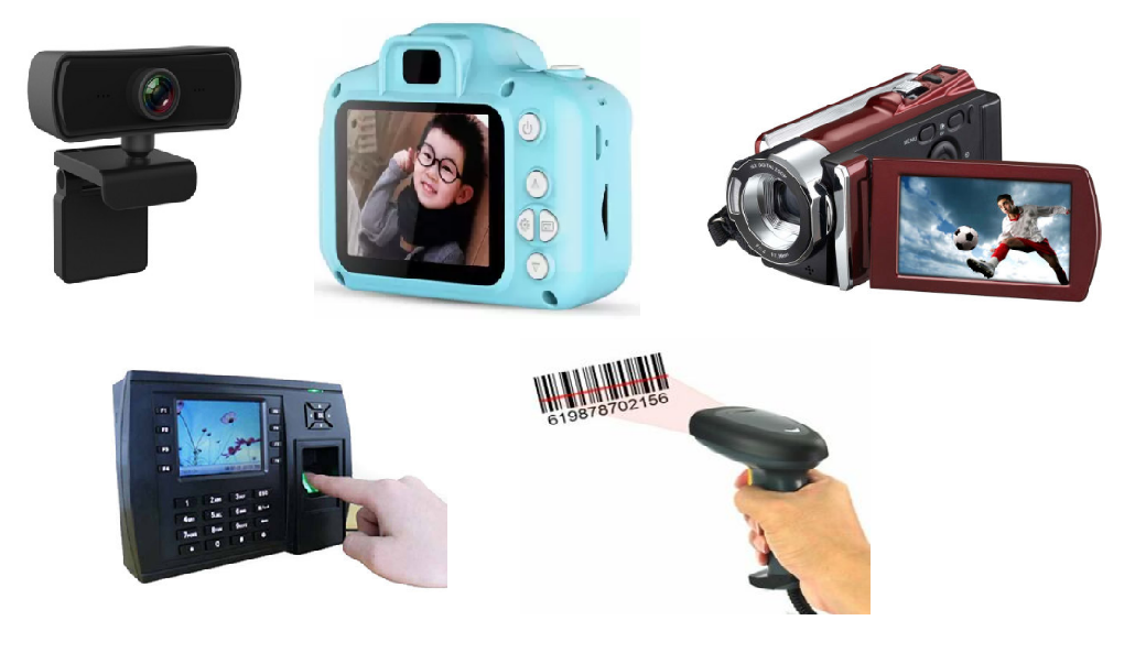 Visual-and-Imaging-input-Devices