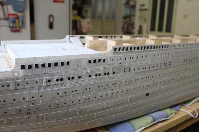 RMS Titanic 1:100 - Pagina 30 Img-835