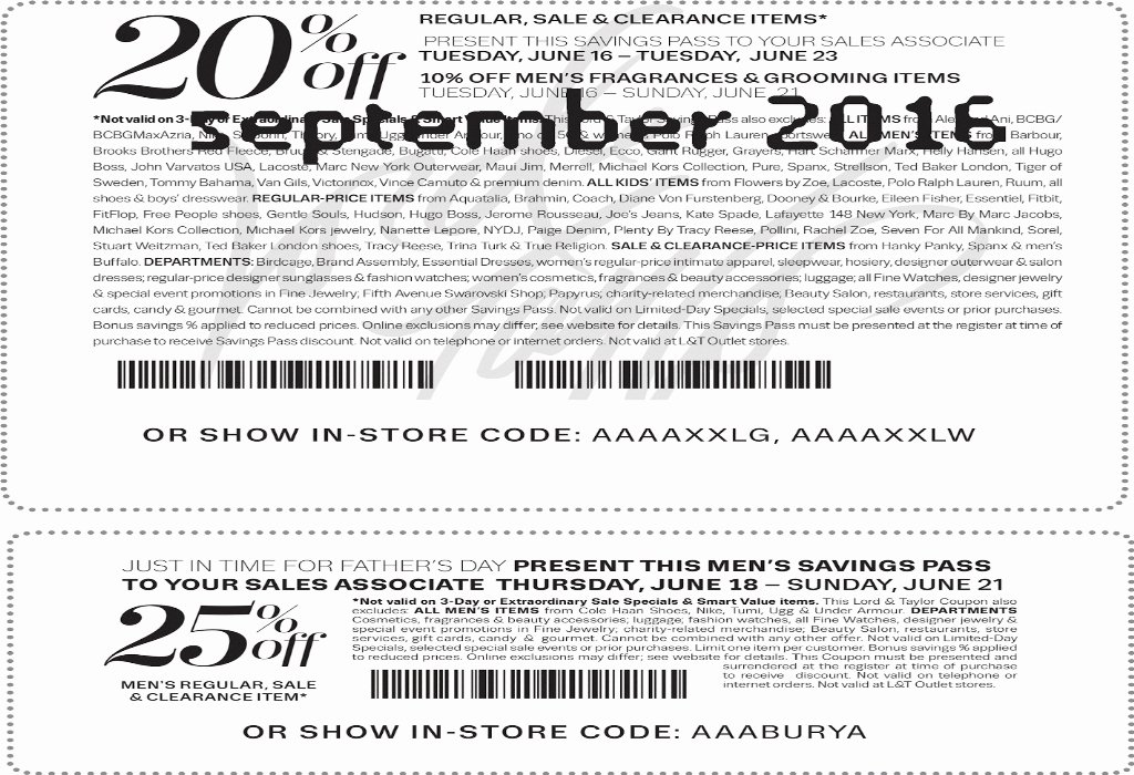 Coupon Shopping