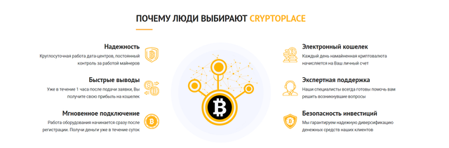 CRYPTOPLACE - СКАМ НЕ ПЛАТИТ Image