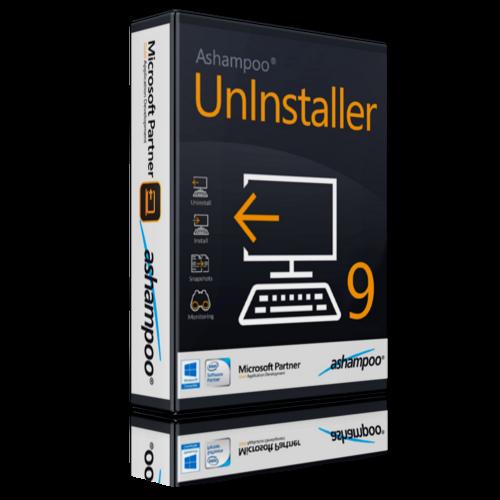 Ashampoo UnInstaller 9.00.10 (2020) PC | RePack & Portable by elchupacabra