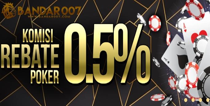 Komisi Poker