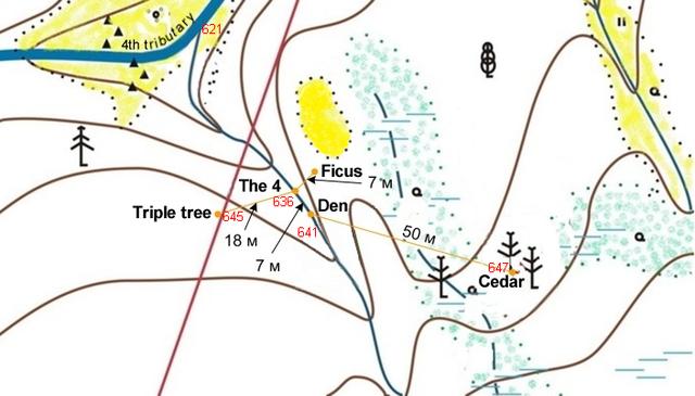 Dyatlov pass ravine Aleexenkov 2