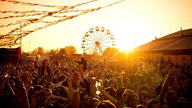 festivales de verano en España
